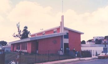 Capela da Ala Livramento II, onde trabalhei